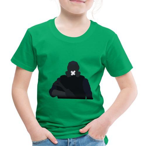 Mute - Koszulka dziecięca Premium