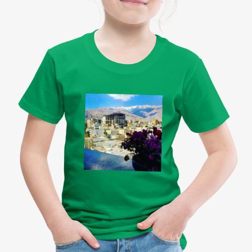 Teheran Panorama - Maglietta Premium per bambini