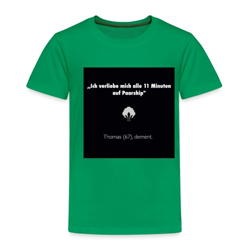 IMG 20181027 WA0022 - Kinder Premium T-Shirt