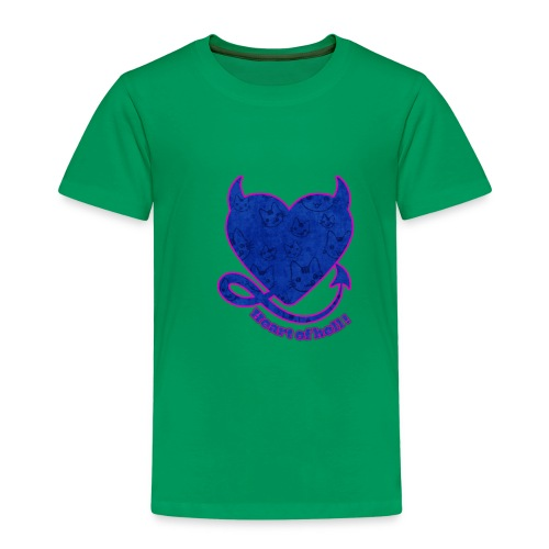 HEART OF HELL! - T-shirt Premium Enfant