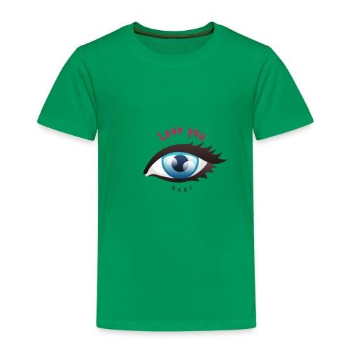 Love you 2 - Kinder Premium T-Shirt