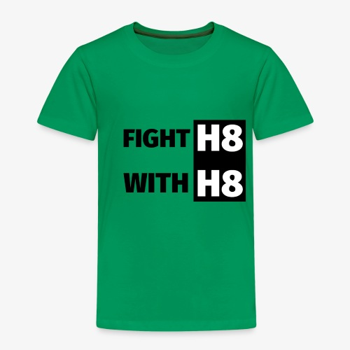 FIGHTH8 dark - Kids' Premium T-Shirt