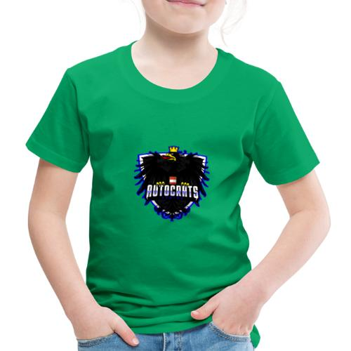 AUTocrats blue - Kinder Premium T-Shirt