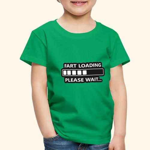 lustiges Design - Kinder Premium T-Shirt
