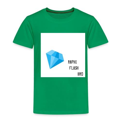 RAPHIFLASH. BRO - Kinder Premium T-Shirt