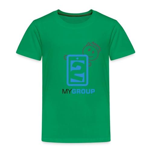 texte kategorien mygroup maxl - Kinder Premium T-Shirt