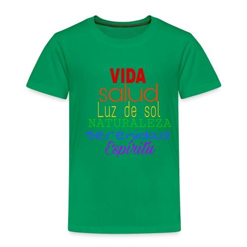 Diversidad - Camiseta premium niño