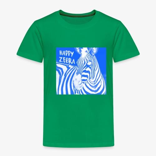 happy zebra - T-shirt Premium Enfant
