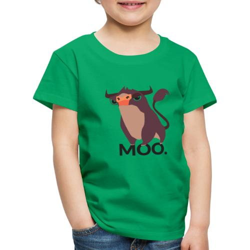 moo - Kinder Premium T-Shirt