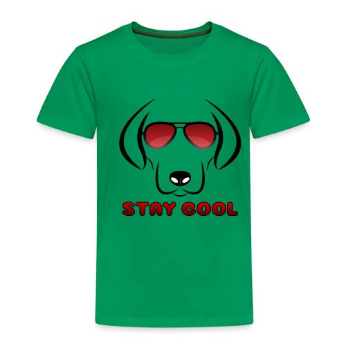 stay cool - Kinder Premium T-Shirt