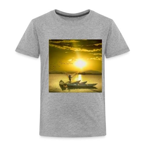 Tramonto - Maglietta Premium per bambini