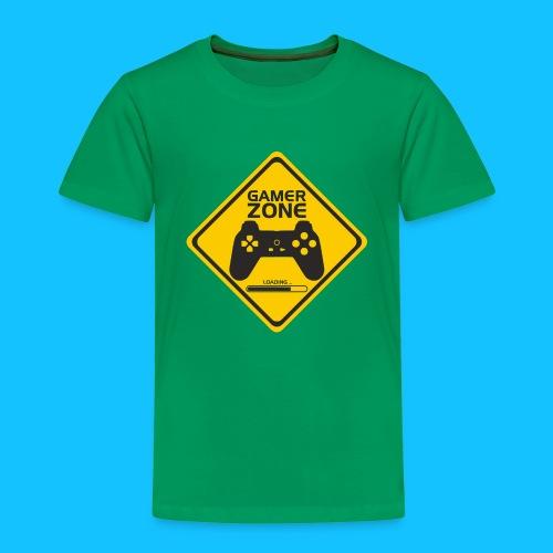 Game Zone - Koszulka dziecięca Premium