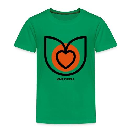 Tulipe cœur - T-shirt Premium Enfant