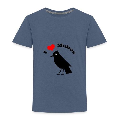 naakkapinssi - Lasten premium t-paita