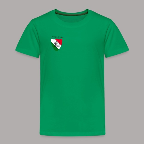 Wappen Struthonia (vorne) - Kinder Premium T-Shirt