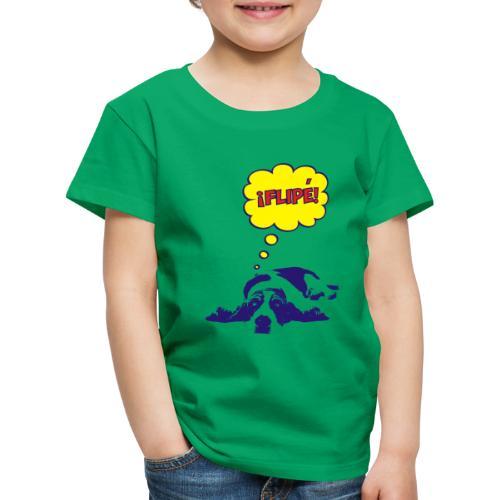fiple - Camiseta premium niño