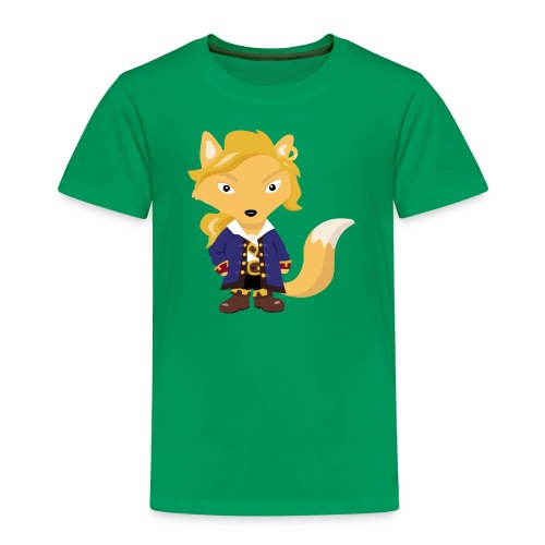 Renard Guybrush - T-shirt Premium Enfant