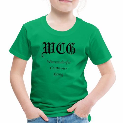 WCG - Kinder Premium T-Shirt