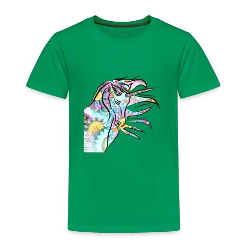 Einhorn Motiv 1 - Kinder Premium T-Shirt
