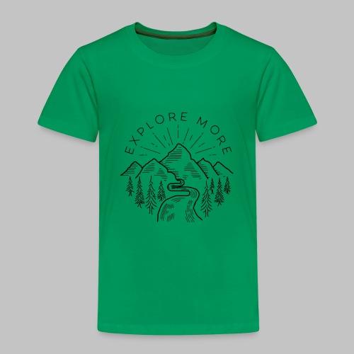 Explore more - Kids' Premium T-Shirt
