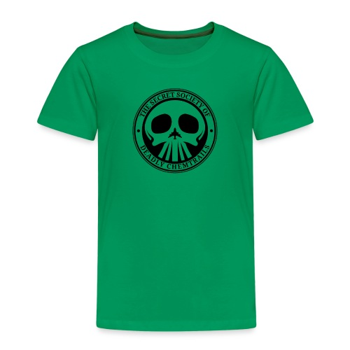 DEADLY CHEMTRAILS - Koszulka dziecięca Premium