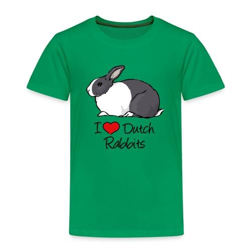 Dutch Rabbit - Kids' Premium T-Shirt