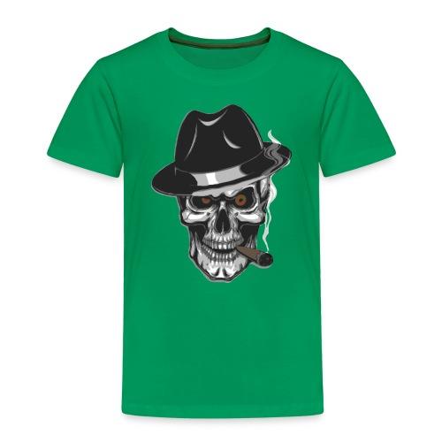 Totenkopf final - Kinder Premium T-Shirt