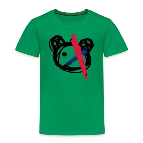 Teddy monster couleur - T-shirt Premium Enfant