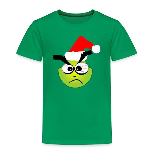 Grinchy - Maglietta Premium per bambini