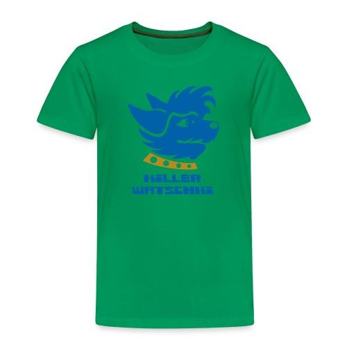 KW Logo7 - Kinder Premium T-Shirt