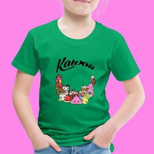 Kawaii - Süssigkeiten Sweets - Kinder Premium T-Shirt