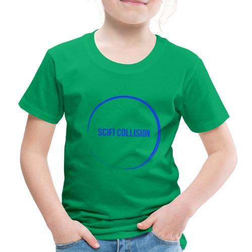Dark Blue Logo - Kids' Premium T-Shirt