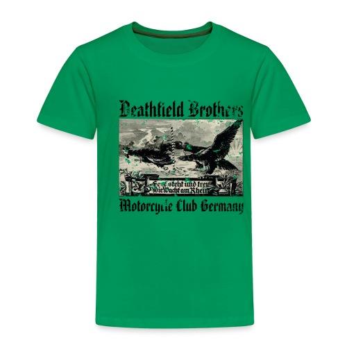 42/19-Q3_Wache|-B- - Kinder Premium T-Shirt