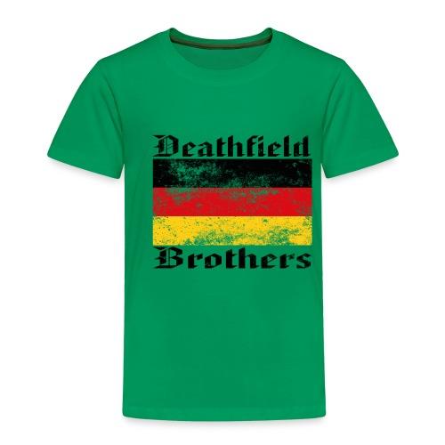42/19-Q3_Deutsch|-B- - Kinder Premium T-Shirt