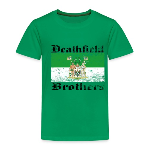 42/19-Q3_Rhineland|-B- - Kinder Premium T-Shirt