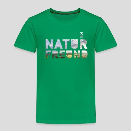 Naturfreund - Kinder Premium T-Shirt