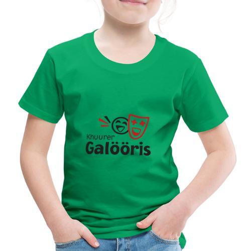 Khuurer Galööris - Kinder Premium T-Shirt