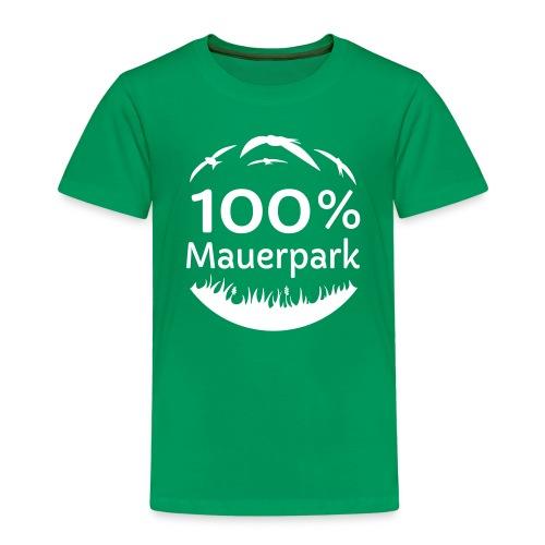 100% Mauerpark - ohne www - Kinder Premium T-Shirt