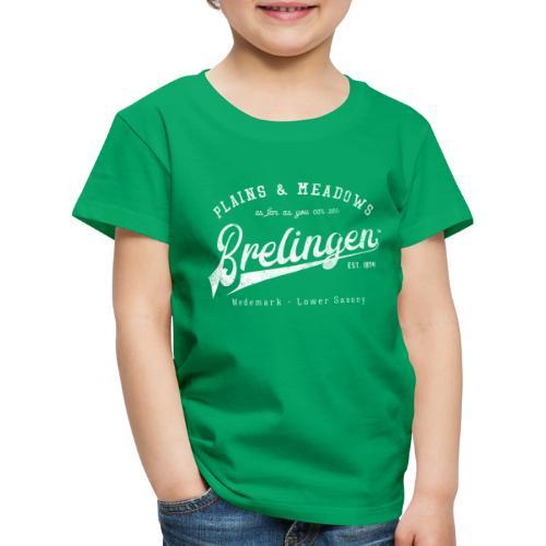 Brelingen Retroshirt - Kinder Premium T-Shirt