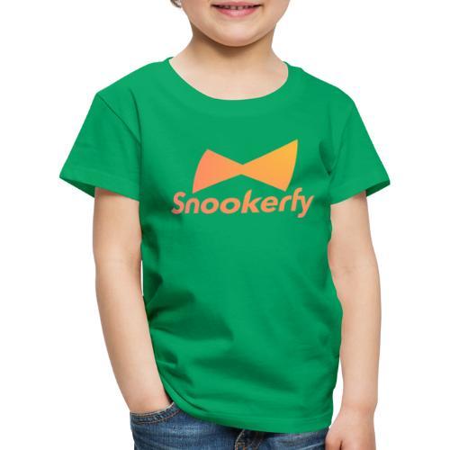 Snookerfy - Kids' Premium T-Shirt