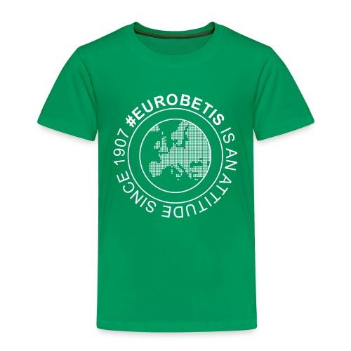 eurobetisok - Camiseta premium niño