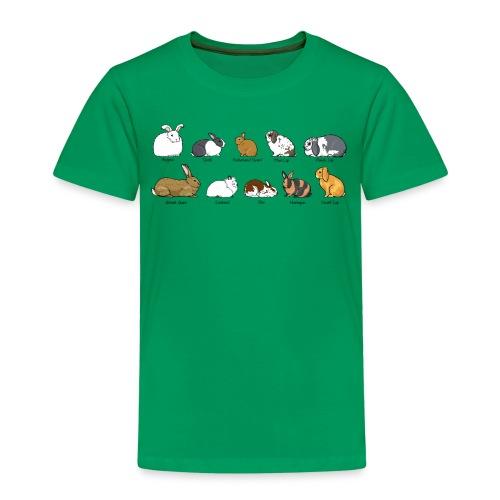 Rabbit s - Kids' Premium T-Shirt