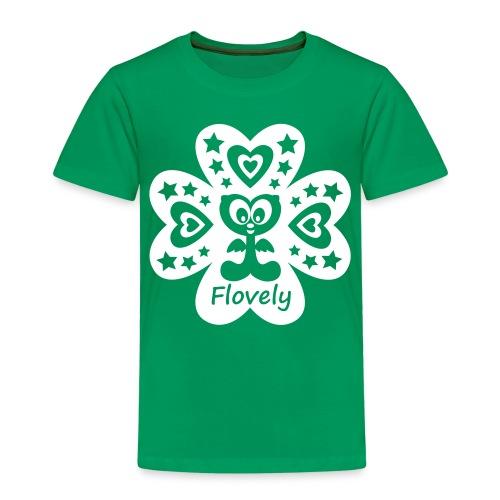 Flovely Glückspilz - Kinder Premium T-Shirt