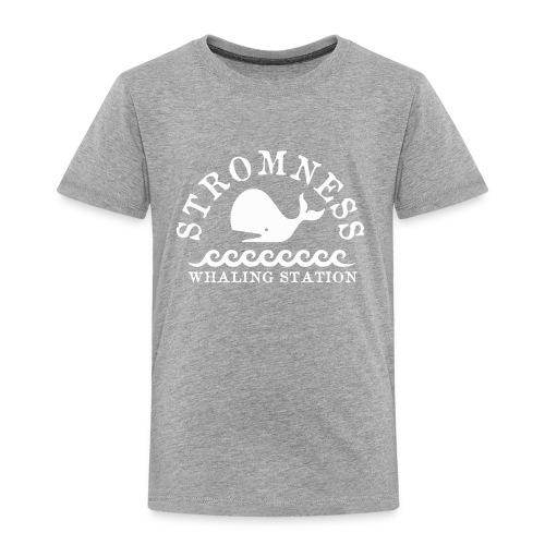Sromness Whaling Station - Kids' Premium T-Shirt
