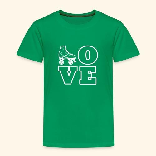 Love Skating - Kinder Premium T-Shirt