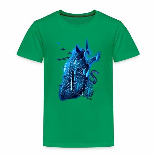 Piel ballena / Whale skin - Camiseta premium niño