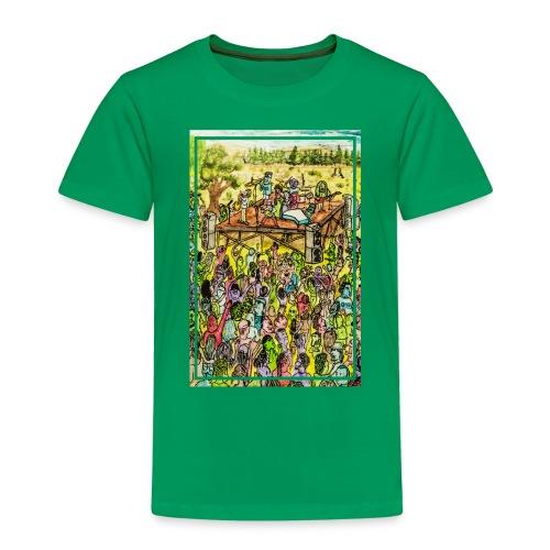 Concierto ecléctico - Camiseta premium niño