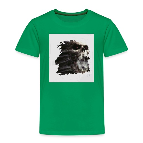 Tortenkopf - Kinder Premium T-Shirt