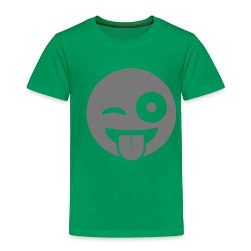 Emoji - Kinder Premium T-Shirt