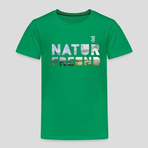 Naturfreund - weiß - Kinder Premium T-Shirt